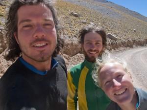 Voir plus - See more - Ver más 530. 5 km après Guardia Vieja - Abra Agua Negra 01/12/2013