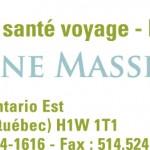 Clinique Santé Voyage H. Massicotte
