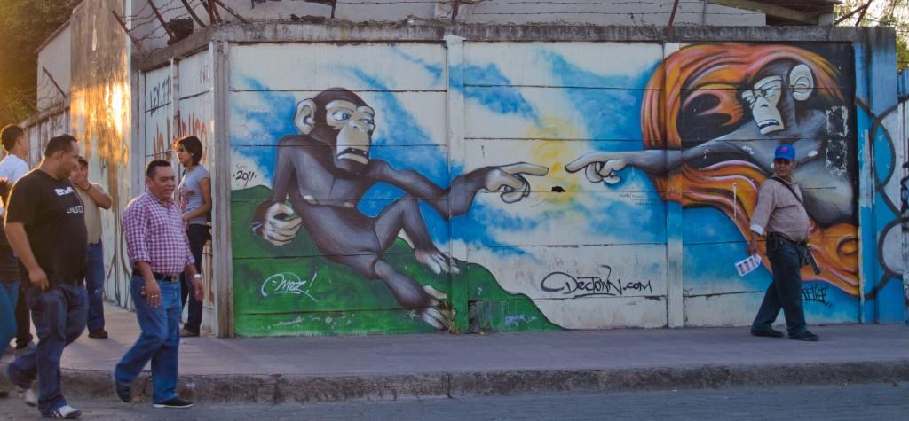 Esteli mural