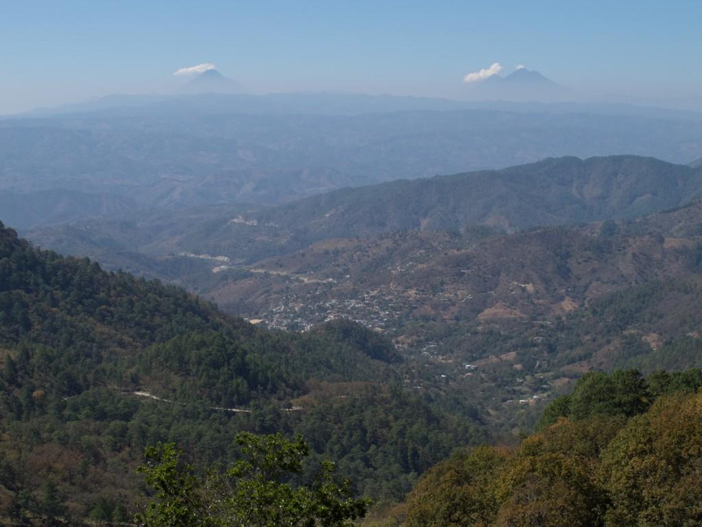 Paisaje Guatemala