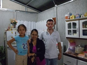 Rodney y familia