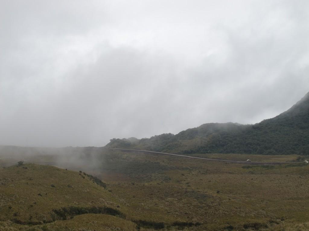 Paso cerca Quito