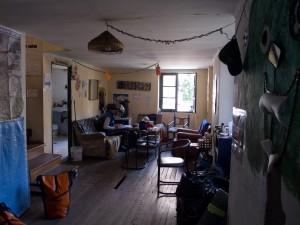 casa de ciclista La Paz